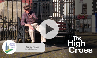 George Knight on The High Cross of Clones